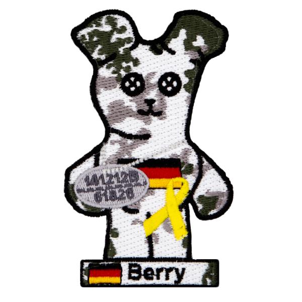 Berry-der-Bundeswehr-Bär Patch