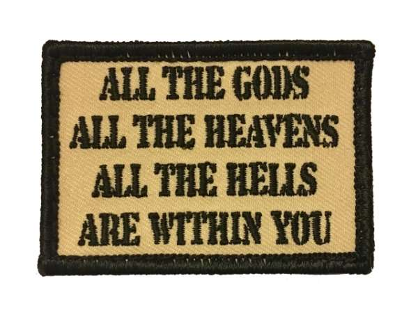 All the gods Patch
