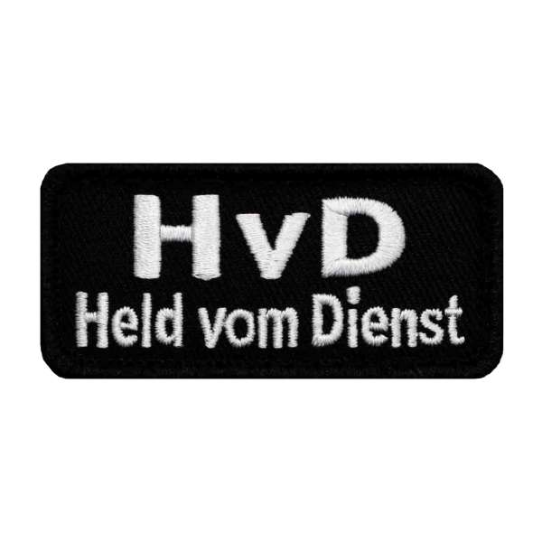 Held vom Dienst Patch