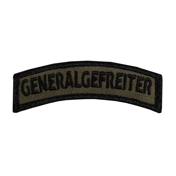 Generalgefreiter TAB-Patch
