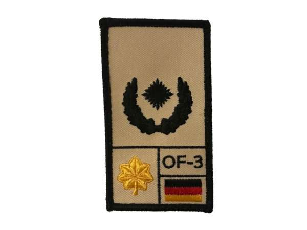 Major Rank Patch
