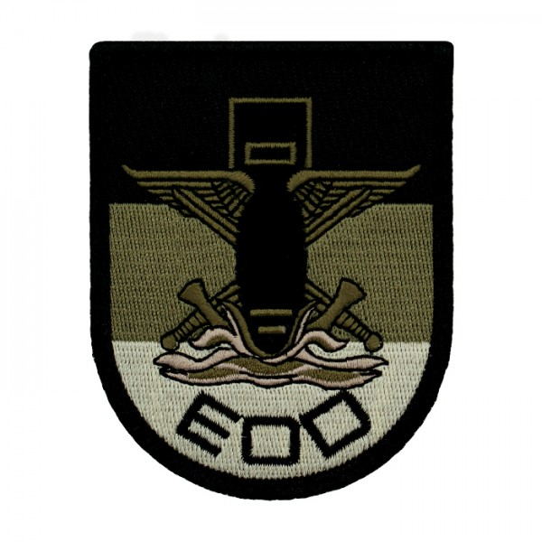 EOD-Wappen Patch