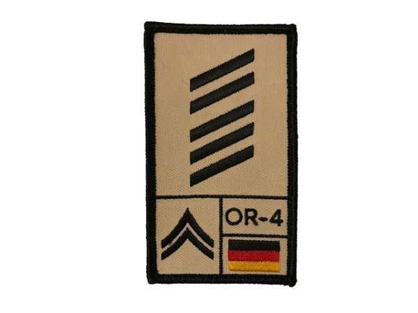 Oberstabsgefreiter Rank Patch