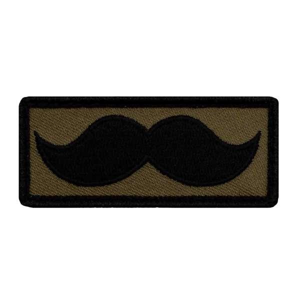 Mustache Bart Patch