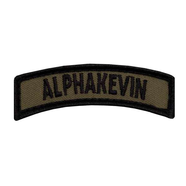 Alpha-Kevin TAB-Patch