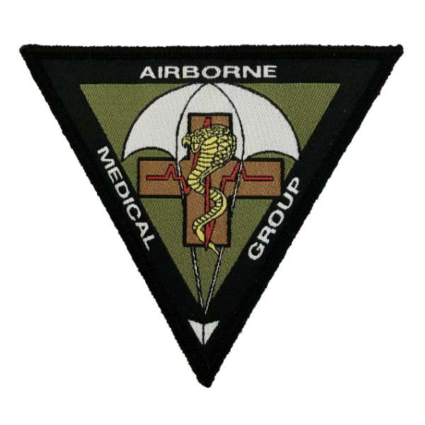 Airborne Medical Group Patch