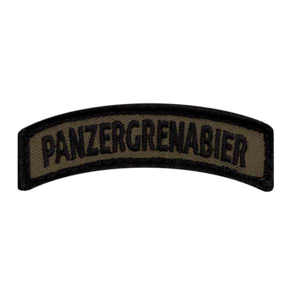 Panzergrenabier TAB Patch