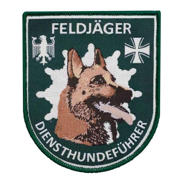 Diensthundeführer Patch