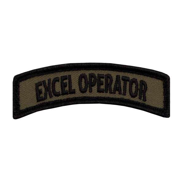 Excel-Operator TAB Patch