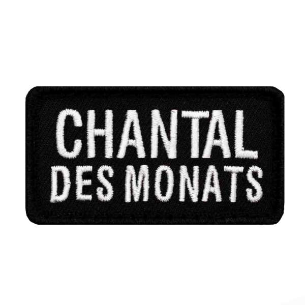 Chantal des Monats-Patch