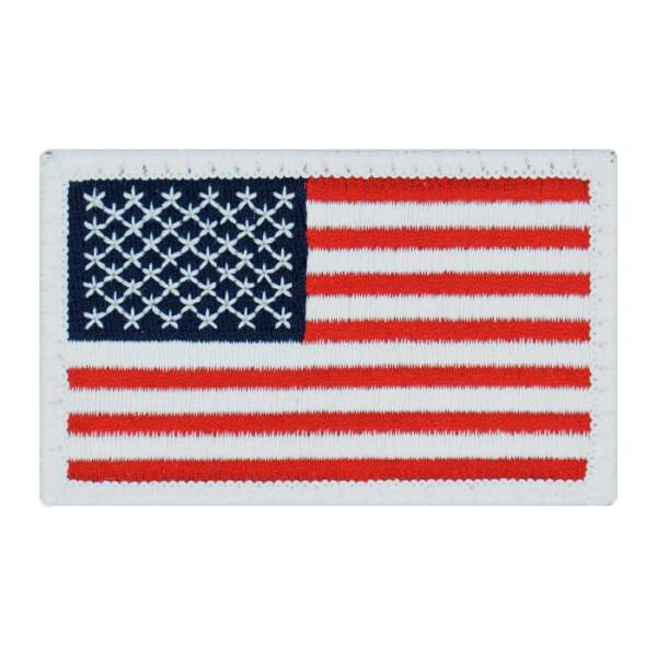 Amerika Flagge Patch