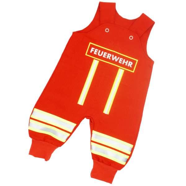 Feuerwehr-Strampelanzug / Latzhose