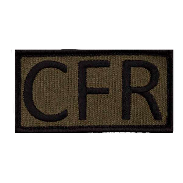 Combat First Responder CFR Patch