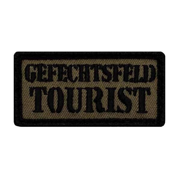 Gefechtsfeldtourist Patch