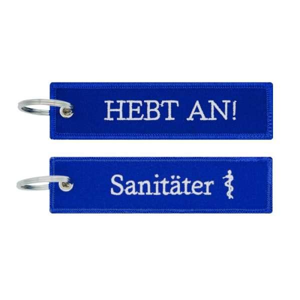 Sanitäter Hebt An - Schlüsselanhänger