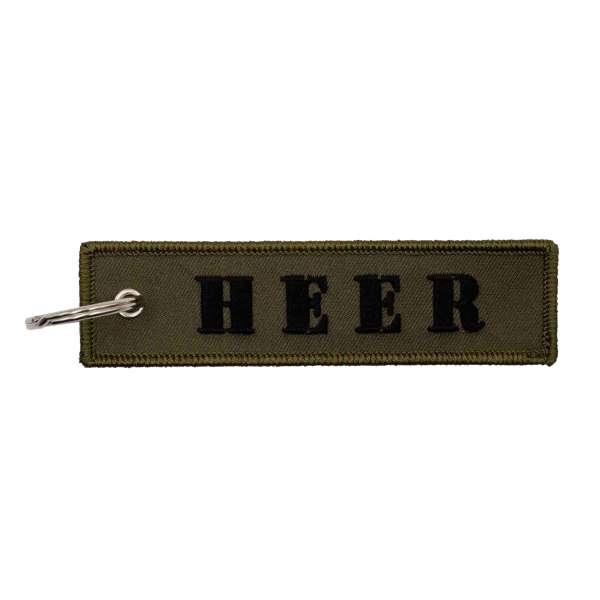 Heer - Schlüsselanhänger