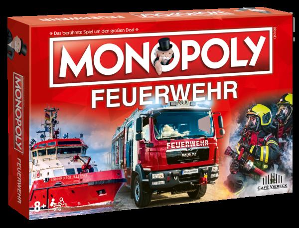Feuerwehr Monopoly 2021 VORBESTELLUNG