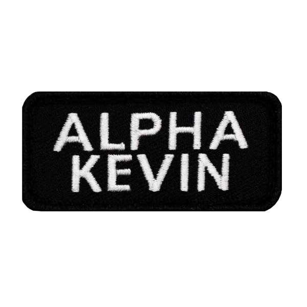 Alpha-Kevin Patch