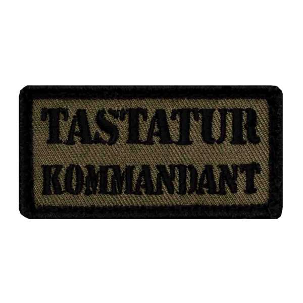 Tastatur-Kommandant Patch