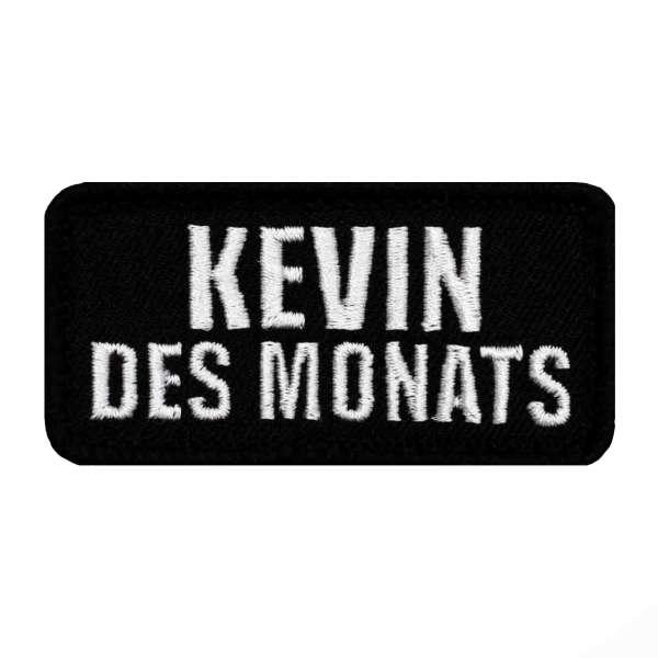 Kevin des Monats-Patch