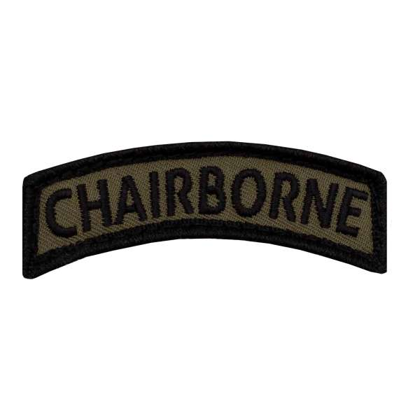 Chairborne TAB Patch