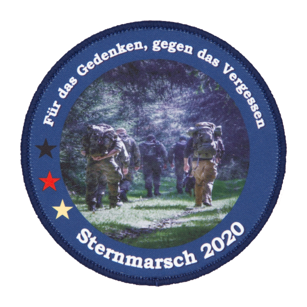 Sternenmarsch 2020 Spendenpatch Limited Edition
