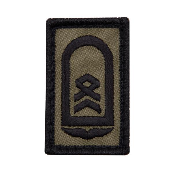 Stabsfeldwebel Luftwaffe Mini Dienstgradabzeichen Patch