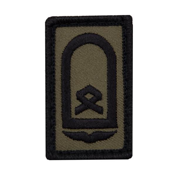 Hauptfeldwebel Luftwaffe Mini Dienstgradabzeichen Patch
