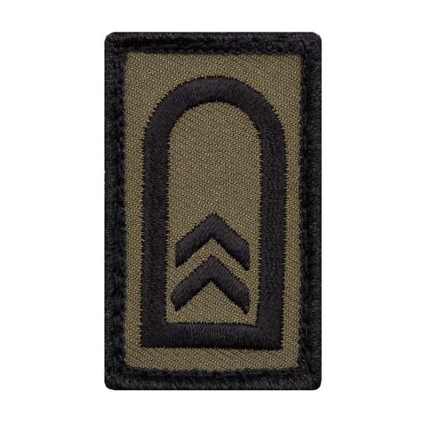 Oberfeldwebel Heer Mini Dienstgradabzeichen Patch