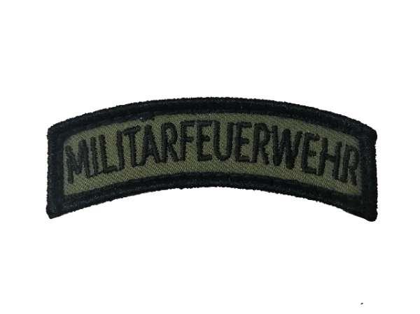 Militärfeuerwehr TAB Patch