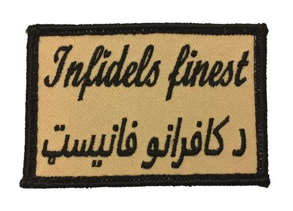 Infidels finest Patch sand
