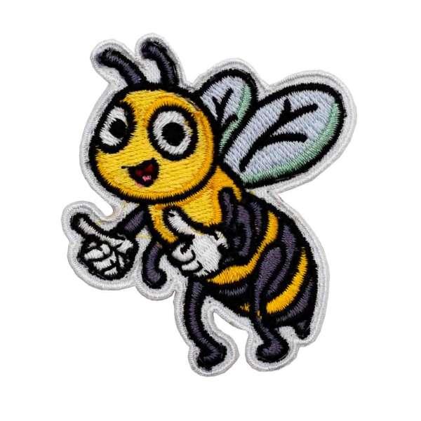 Fleißbiene Patch