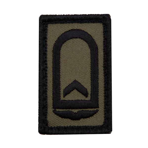 Feldwebel Luftwaffe Mini Dienstgradabzeichen Patch