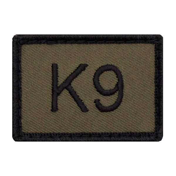 K9 Patch