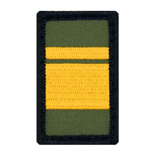 Flottillenadmiral Mini Dienstgrad Patch