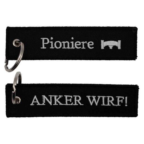 Pionier Anker Wirf - Schlüsselanhänger