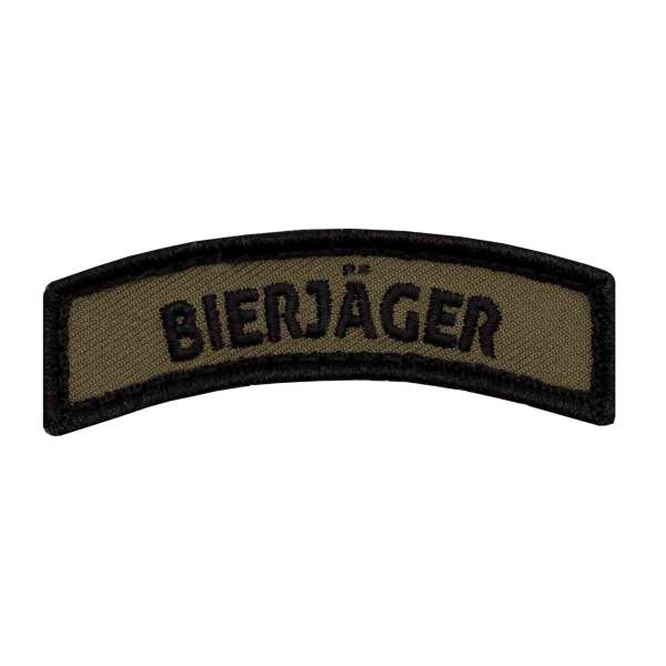 Bierjäger TAB-Patch