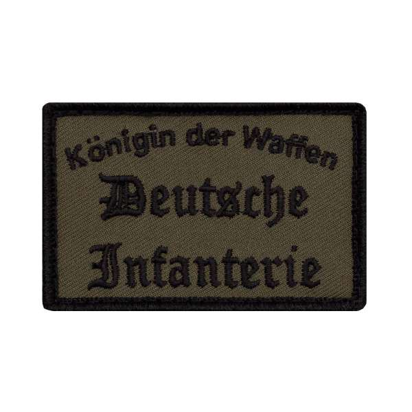 Deutsche Infanterie Patch