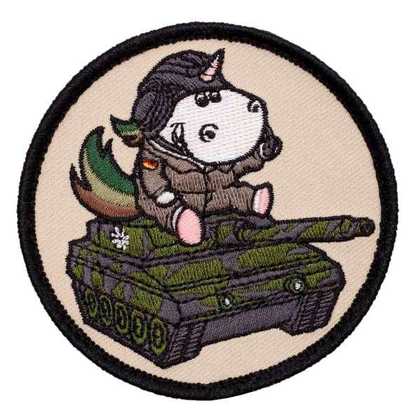 Panzer Einhorn Patch