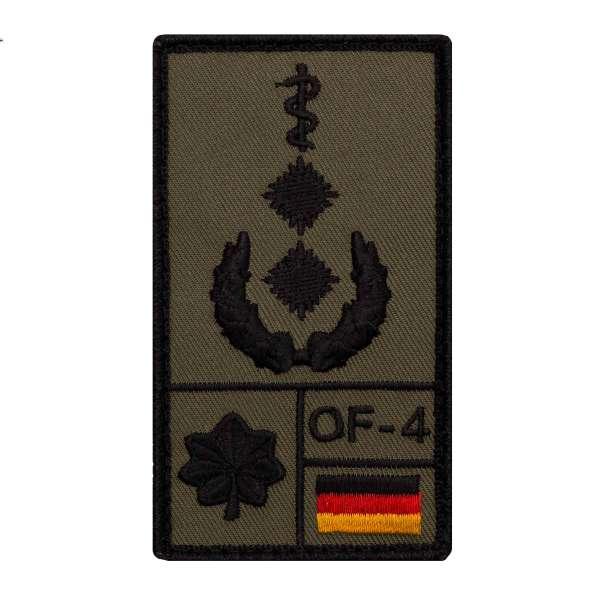 Oberfeldarzt Rank Patch